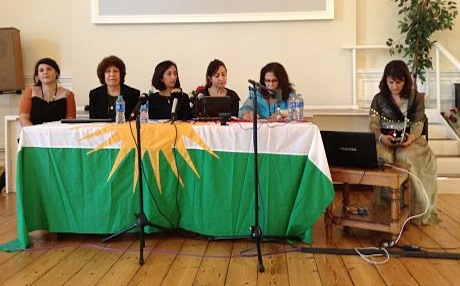 Conference on Kurdish Women. Tara Fatehi